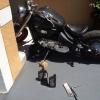 Cómo cambiar el aceite en una motocicleta