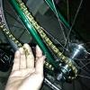 Cómo cambiar la cadena de la bici