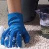 Cómo: limpiar una alfombra de área