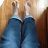 Cómo convertir de arranque de la pierna de los pantalones vaqueros de los pantalones vaqueros de la obra clásica