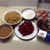 Cómo cocinar una Frambuesa y Chocolate Brownie