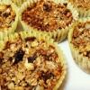 Cómo cocinar coco Walnut Muesli cookies (bajo nivel de azúcar)