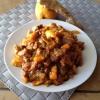 Cómo cocinar Malasia Mango Curry de pollo