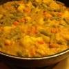 Cómo cocinar verduras mixtas estilo indio