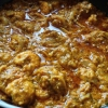 Cómo cocinar curry Camarones