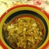 Cómo cocinar simple ajo arroz frito