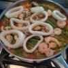 Cómo cocinar Paella español fácil y rápidamente.