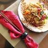Cómo cocinar Especial Chino-Estilo frito de huevo Fideos