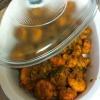 Cómo cocinar curry picante del camarón (estilo indio)