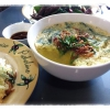 Cómo cocinar al vapor tailandesa Huevo (Kai Toon) en un microondas