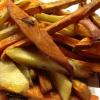 Cómo cocinar Fries Tomillo patata dulce