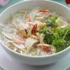 Cómo cocinar vietnamita Chicken Noodle Soup 'Phở GA'