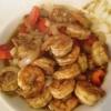 Cómo cocinar curry amarillo camarón