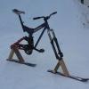 Cómo crear un descenso Skibike