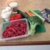 Cómo crear un alto valor nutritivo Teriyaki Beef Stir Fry