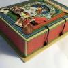 Cómo crear un libro alterado Box Set Dominó