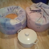 Cómo crear y utilizar la bolsa de frijoles haybox