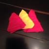 Cómo crear el árbol de navidad Servilleta Fold / origami