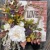 Cómo crear hojas de un lienzo de otoño Inspirado