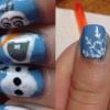 Cómo crear Olaf Nails