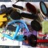 Cómo limpiar Profundo Sus cepillos para aseo personal