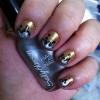 Cómo DIY I-Melt metálica esmalte de uñas
