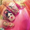 Cómo hacer Geisha Nails