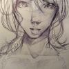 Cómo dibujar una chica anime!