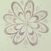 Cómo dibujar un complejo entramado abstracto de la flor