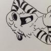 Cómo dibujar Calvin y Hobbes