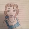 Cómo dibujar Belle Disney De La Bella y la Bestia