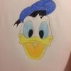 Cómo dibujar el Pato Donald