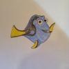 Cómo dibujar Dory Desde Buscando a Nemo