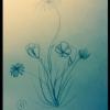 Cómo dibujar flores con un truco realmente sencillo!