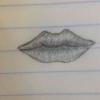 Cómo dibujar los labios realistas Sin Suministros Especiales