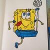 Cómo dibujar Spongebob Squarepants