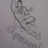 Cómo dibujar a Superman