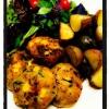 Cómo Easy Cenas: Veggie Turquía Empanadas & Potato