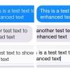 Cómo Mejorar Texto en iOS7