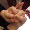 Cómo doblar sus manos en un dragón