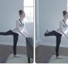 Cómo conseguir piernas de bailarina en 10 Minutos