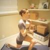 Cómo conseguir piernas de Jessica Chastain