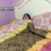 Cómo prepararse en la cama