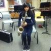 Cómo sostener una Saxofón Tenor correctamente