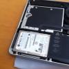 Cómo instalar un disco duro nuevo en una MacBook Pro