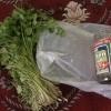 Cómo mantener Perejil y cilantro hojas frescas