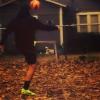 Cómo patear un balón de fútbol / del nudillo de la Pelota.