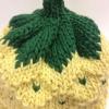 Cómo Tejer un bebé Piña Sombrero