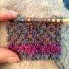 Cómo Tejer la mitad de lino Stitch