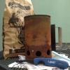 Cómo encender carbón de una chimenea